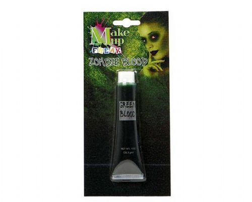 Blood Green Makeup in a Tube 30 grams